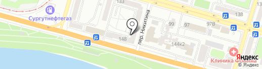 КОРЕАНА на карте Твери