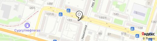 Decar на карте Твери