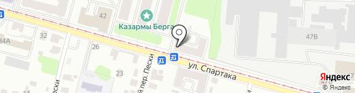 ТехноДоктор на карте Твери