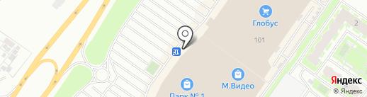 ZENDEN на карте Твери