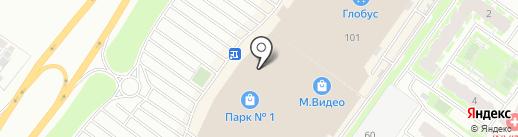 Evita на карте Твери