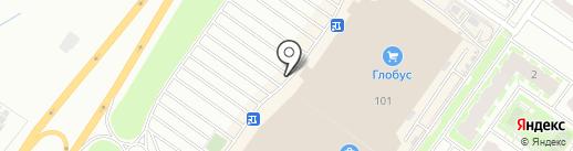 PRIME на карте Твери