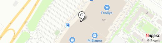 Respect на карте Твери