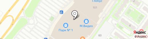 iLike на карте Твери
