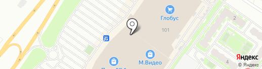 O`STIN Kids на карте Твери