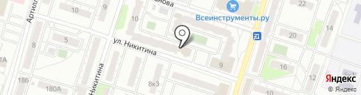 Пятёрочка на карте Твери