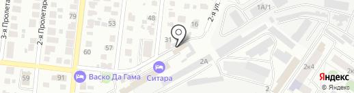 Румкомфорт на карте Твери