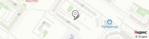 СтройТраст на карте Твери