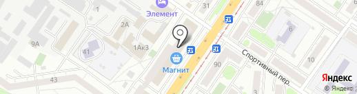 Эстет-Косметик на карте Твери