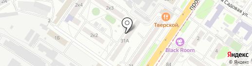 Компания по заказу грузчиков на карте Твери