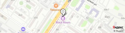 OPERA BAR на карте Твери