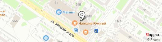 Магазин аксессуаров для мобильных телефонов на карте Твери