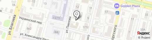 Альтернатива-Сервис на карте Твери