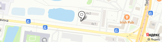 КАРДИОРИТМ на карте Твери