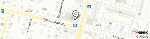 Ла ванна на карте Твери