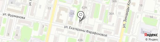 ЖСК №2 на карте Твери