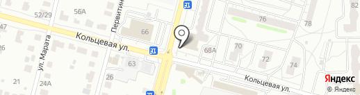 Тверьсоюзпечать+О на карте Твери