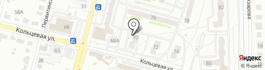 Отделка 501 на карте Твери
