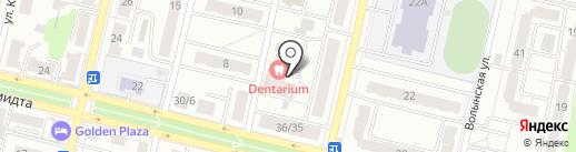 ГарантСтрой 69 на карте Твери