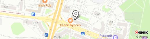 ИнноФорма на карте Твери