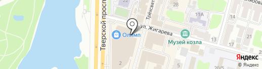 PUPER.RU на карте Твери