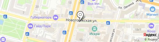 Магазин на карте Твери