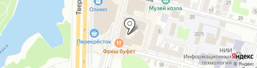 Строй69 на карте Твери