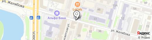 ЛАМУР на карте Твери