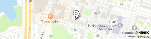Felicita на карте Твери