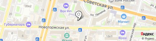 Madmozel на карте Твери