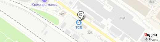 Р-ИАНА на карте Твери