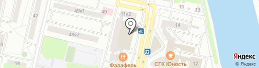 Smok-e.ru на карте Твери