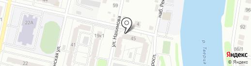 ИПОПБ на карте Твери