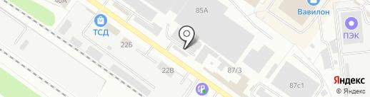 ЛайДет на карте Твери