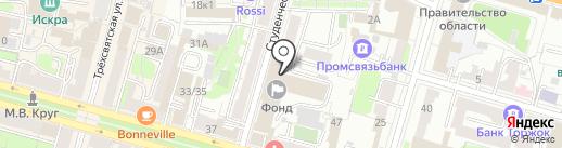 Arbalet1.ru на карте Твери