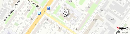 Уютный дом на карте Твери
