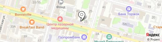 Star city на карте Твери