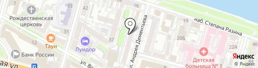 Kuharuk на карте Твери