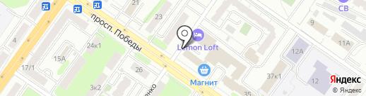Центр дистанционного доступа г. Твери на карте Твери