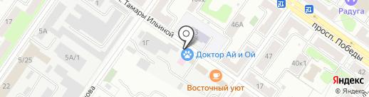 ВетЛаб на карте Твери