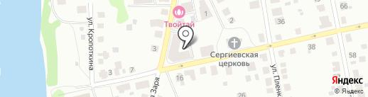 Безграничные возможности на карте Твери