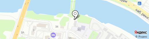 ЛИТЭКС на карте Твери