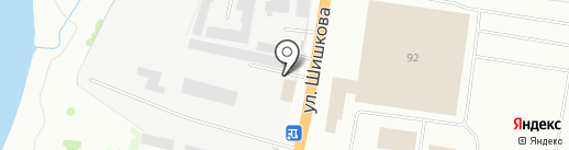 Соминка на карте Твери