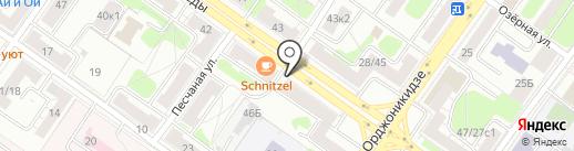 Helix на карте Твери