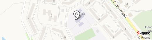 Родник на карте Товарково