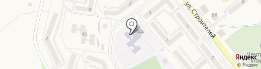Центр социальной помощи семье и детям на карте Товарково