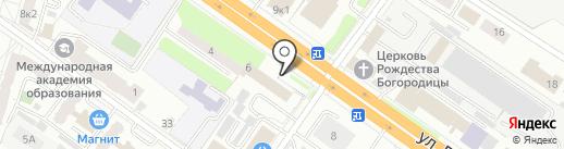 Оградись.рф на карте Твери