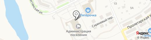 Культурно-досуговый центр на карте Товарково