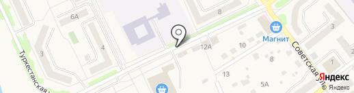 Магазин на карте Товарково