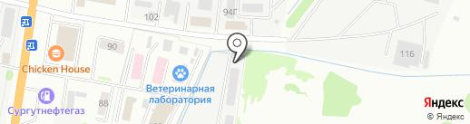 Смолофф на карте Твери